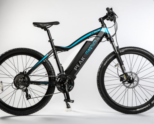 אופניים חשמליות מגנום - מובילות ומתקדמות ישירות מבית היבואן מגנום בייקס