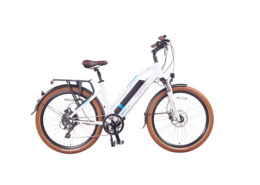 """אופניים חשמליות מגנום מטרו. סוללה 48 V, מהירות גבוהה 25 קמ""""ש, בעל תקן בטיחות אירופאי"""