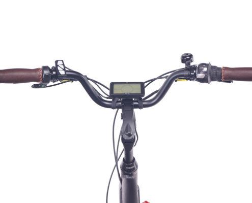 """דגם מגנום פיק, אופני שטח לאתגרי העיר. סוללת סמסונג ליתיום 48 וולט, טווח נסיעה 60 ק""""מ, מעצורי דיסק הידראוליים"""