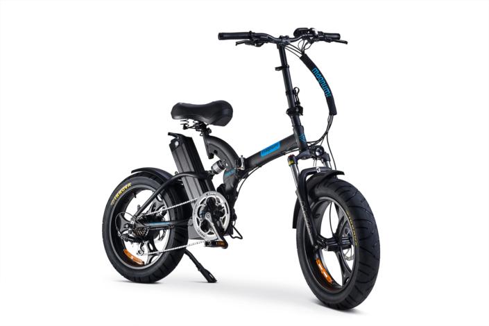 אופניים חשמליים שנוצרו נבנו ותוכננו לכבוש את העיר. שילדת אלומיניום חזקה, סוללת ליתיום 48 וולט.