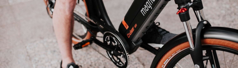 אופניים חשמליים מובילים ומנצחים מבית מגנום בייקס. דגם מגנום קרייסלר 48V המאזדה 3 של המחושמליים.
