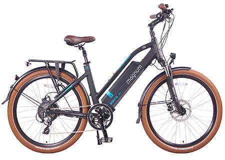 מגנום בייקס אופניים חשמליים - אופני עיר חשמליים